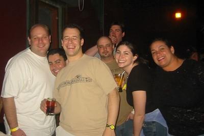 Al (schmooty), Matty (matty1977), Mike (hitmanoo), Adam (Porkboy), Jasper, Amy (otheramy), Amy (amyphisher22)