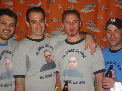 Steve, Marc, Justin, Ginsberg