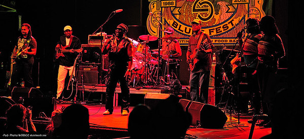 Toots and the Maytals, Waterfront Blues Festival 2012