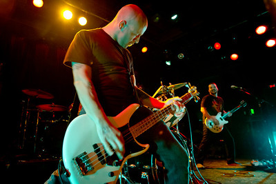 Torche, 6/9/2012, Slim's, San Francisco