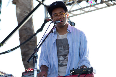 Toro Y Moi, 10/13/2012, Treasure Island Music Festival, San Francisco