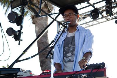 Toro Y Moi, 10/13/2012, Treasure Island Music Festival, San Francisco