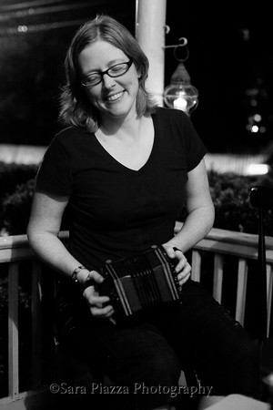 Edgartown Porch Session, Alison Boylston Piazza House, Midnight Mermaid, Irish traditional music