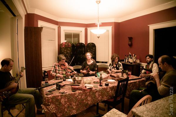 Rosanne, house session, Medford