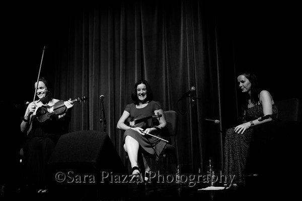 Kane Sisters & Edel Fox, Katherine Cornell Theater