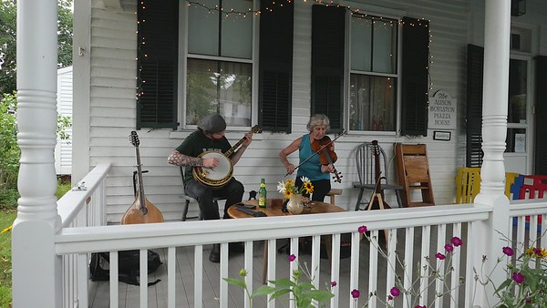 Thursday on the Porch, July 1, 2021