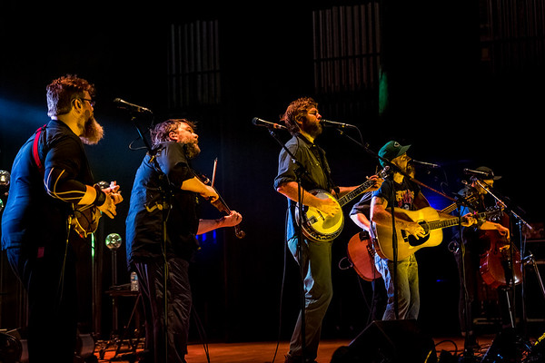 September 23, 2018 Trampled By Turtles at the Taft Theatre in Cincinnati, Ohio. Photo by Tony Vasquez for Jams Plus Media.