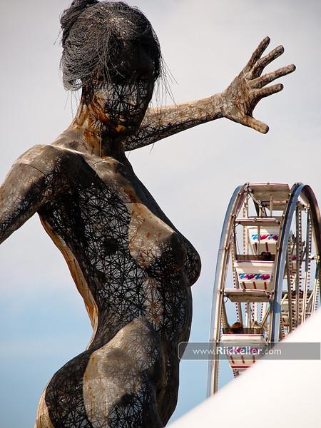 """""""Bliss Dance"""" by Marco Cochrane & Ferris wheel"""