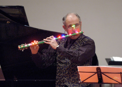Mr. Wye demonstrates some very colorful playing.