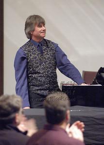 Clifford Benson, pianist extraordinaire.