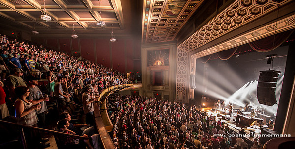 Trey Anastasio Band - 05/24/14 - Taft Theatre - Cincinnati, Ohio. ©Joshua Timmermans & Noble Visions