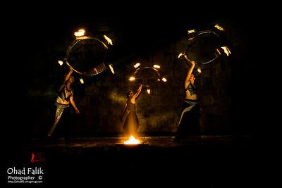Tribal Lights Jerusalem
