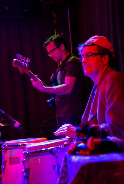Triple Fret with Steve Kimock 2013