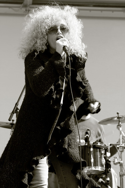 Trippin' Carla performs at Denville's Rock Out for Relief. © 2011 Joanne Milne Sosangelis. All rights reserved.
