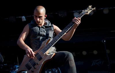 Trivium  7/10/2011, Rockstar Mayhem Festival, Mt View  My portfolio at http://www.skaffari.fi  On Facebook http://www.facebook.com/Miikka.Skaffari.Photography