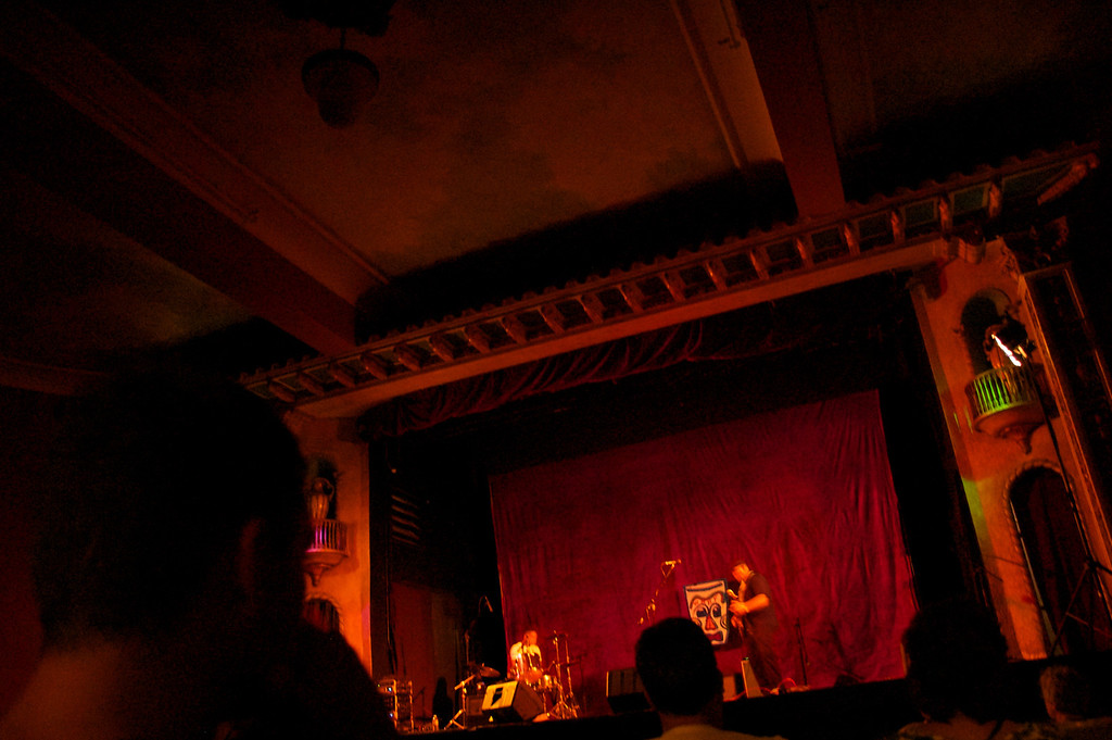 Lightnin' Malcolm @ The Cuban Club Theater