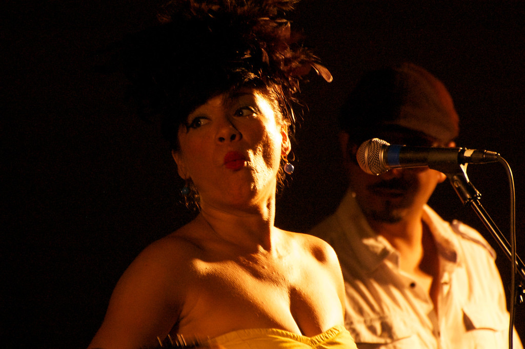Elastic Bond @ The Cuban Club Ballroom