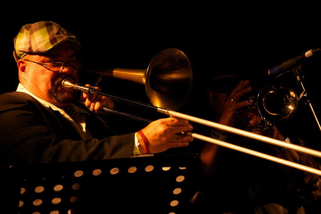 Gerry Williams Band @ The Cuban Club Ballroom
