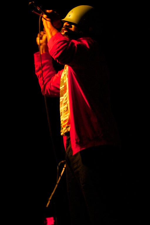Cody ChesnuTT at Tropical Heatwave 2013