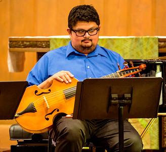 Pedro Funes, tenor viol