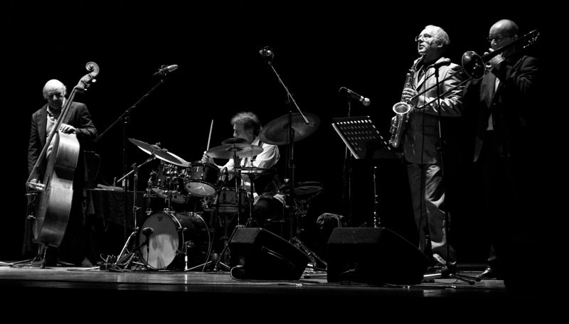 Luciano Milanese - Tullio De Piscopo - Claudio Capurro - Stefano Calcagno
