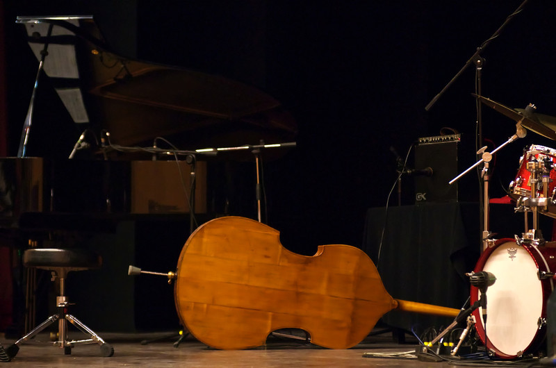 contrabbasso - double bass - upright bass