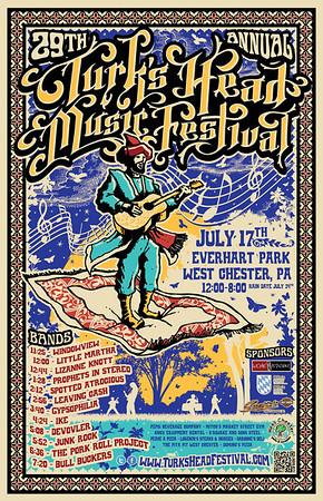 Turks Head Music Festival 2011