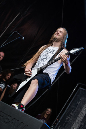 Deserted Fear, Turock Open Air 2015