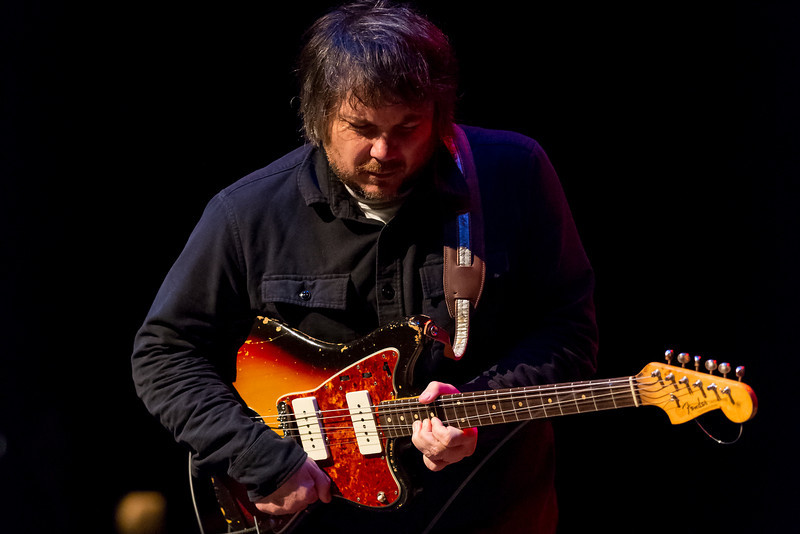 Jeff Tweedy at The Brown Theatre
