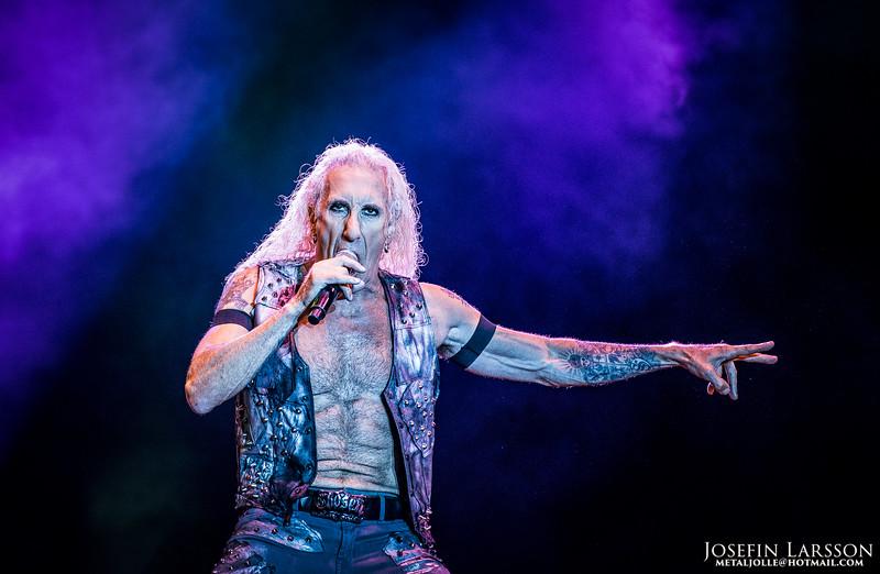Twisted Sister - Sweden Rock Festival 2016