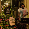 Kunal Singhal with the Christmas tree of advertising