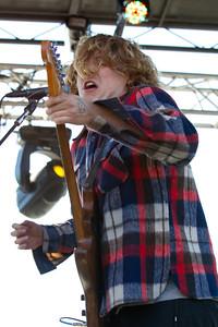 Ty Segall, 10/14/2012, Treasure Island Music Festival, San Francisco