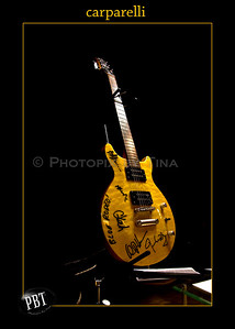 "Signed Blue Rodeo ""Mellitus"" Carparelli Guitar ... http://www.carparelliguitars.com/main/"