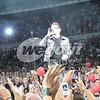 U2 kick off 360 Tour @ Stadio Olimpici, Turin, Italy 2010-07-31 © Thomas Zeidler