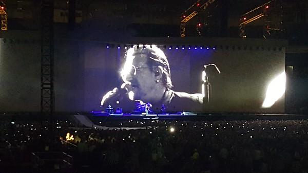 U2 Concert September 3, 2017