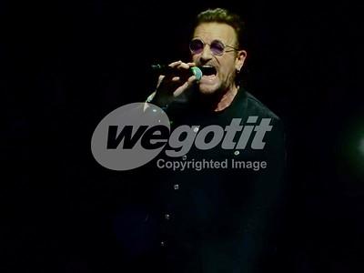 U2 Nashville Auswahl