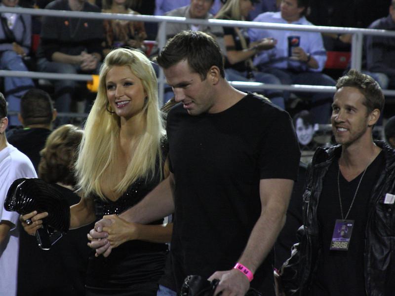 Paris Hilton and her current bf tv actor Doug Reinhardt