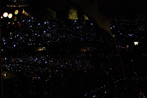 U2-2011-5625 <br /> The mandatory cell phone as a lighter song.