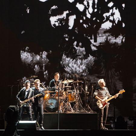U2 Joshua Tree Tour - 2017, Santa Clara, CA