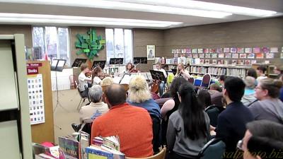 UMM Orchestra at the Morris Public Library (4.25.18) Pt. 1 https://youtu.be/rl-ocew9Dzw