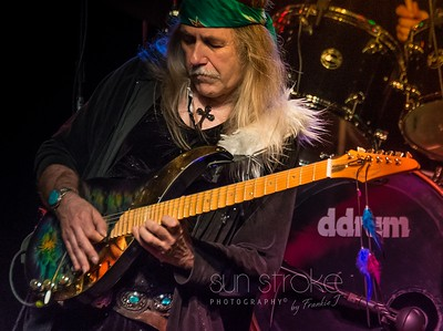 Uli Jon Roth of the Scorpions