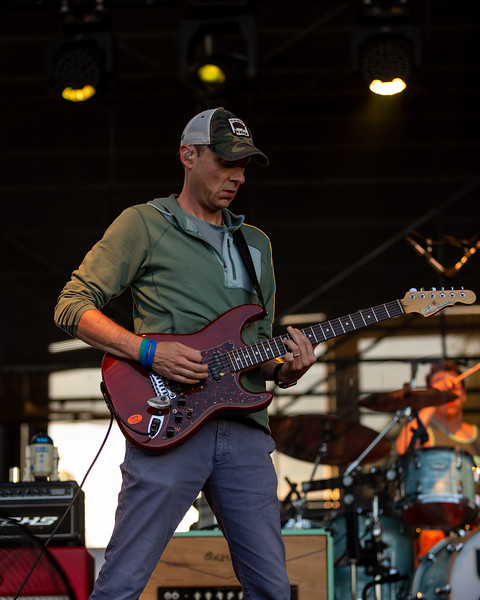 Umphrey's Mcgee at the Lawn in Indy. Photo by Tony Vasquez