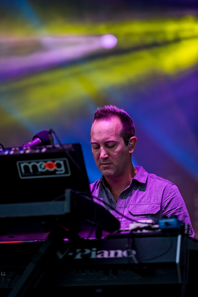 August 8, 2015 Umphrey's McGee at the Farm Bureau Insurance Lawn at White River State Park (Harrison College Concert Series)