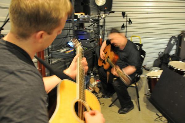 "Unit 363 Practice The Band ""Vain Glorious"""
