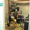 Band - Vain Glorious practice in storage unit #363