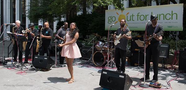 Unity Band @ M&T Plaza 07-19-16