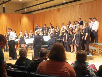 University Choir Concert (Fri. Dec. 13th 2013) Part 2   http://youtu.be/c8FX2uh1bN0