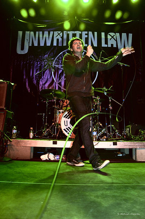 Unwritten Law Summit Music Hall Denver, CO April 20, 2011