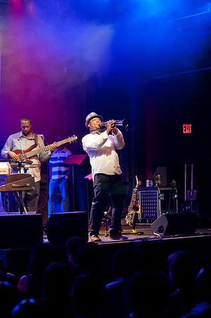 2nd Annual Uptown Charlotte Jazz Fest (Fri) 045