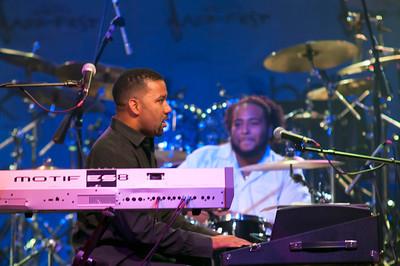 2nd Annual Uptown Charlotte Jazz Fest (Fri) 058